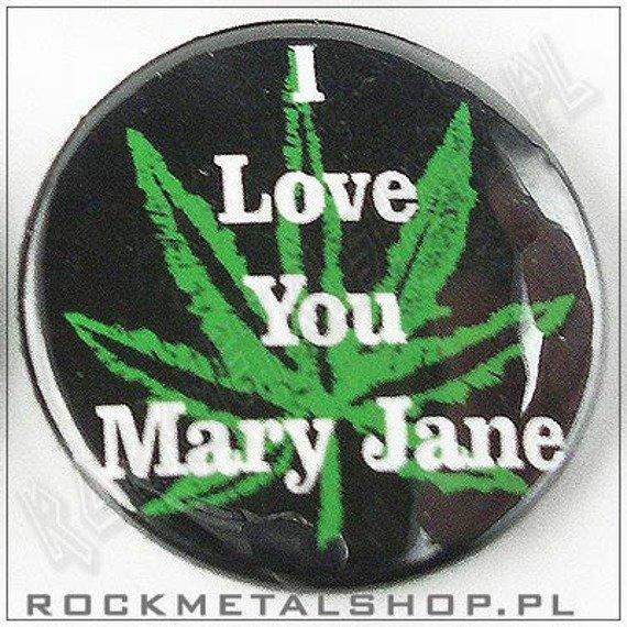 kapsel I LOVE YOU MARY JANE