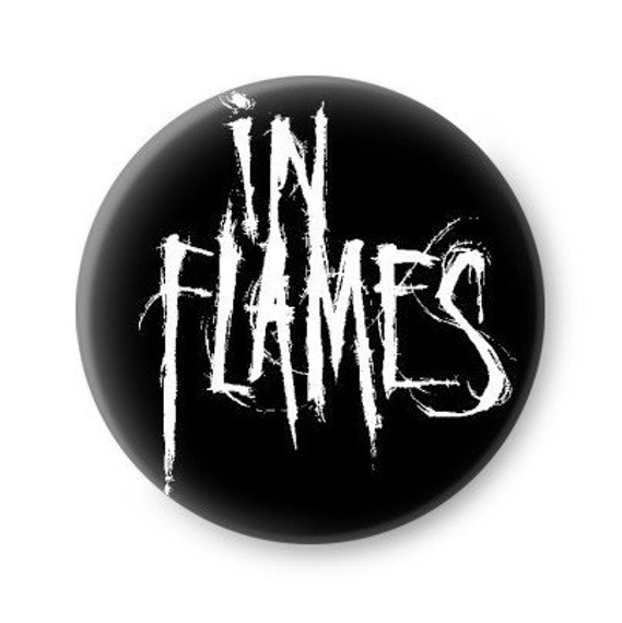 kapsel IN FLAMES - LOGO