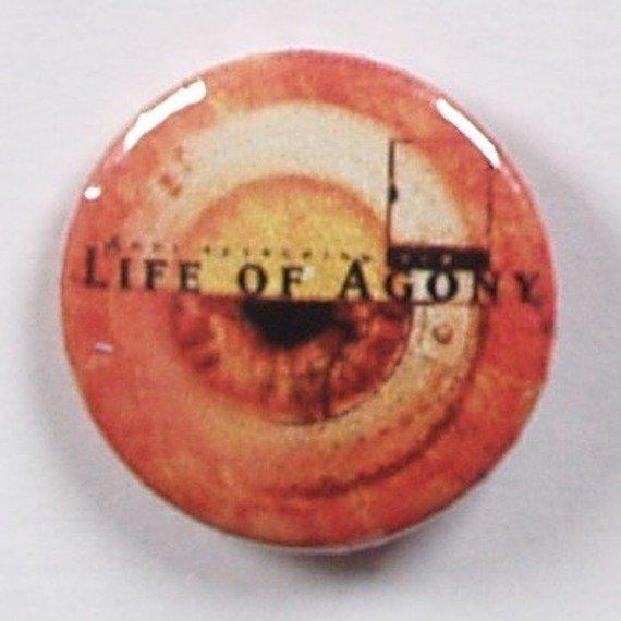 kapsel LIFE OF AGONY