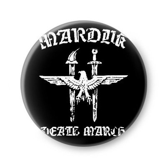 kapsel MARDUK - DEATH MARCH