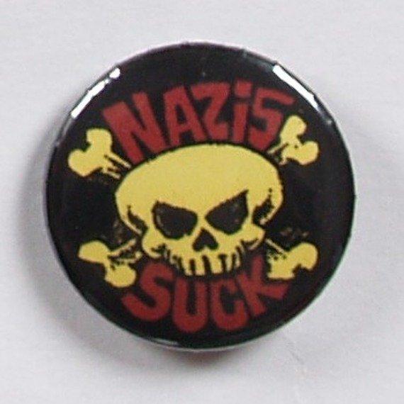 kapsel NAZIS SUCK