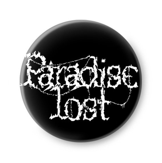 kapsel PARADISE LOST - LOGO