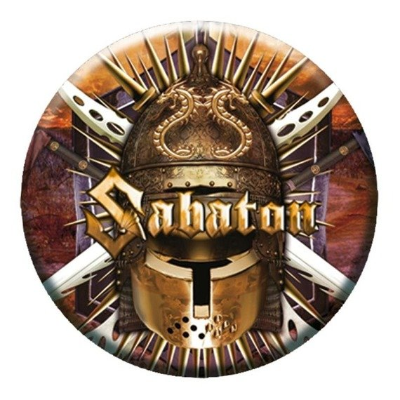 kapsel SABATON - THE ART OF WAR