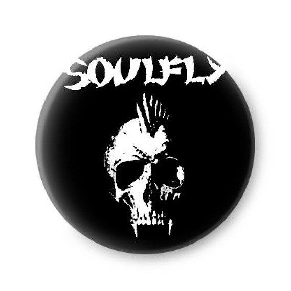 kapsel SOULFLY - SKULL