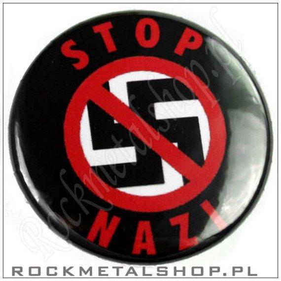 kapsel STOP NAZI