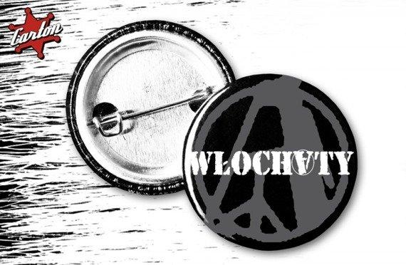 kapsel WŁOCHATY - LOGO anarchy