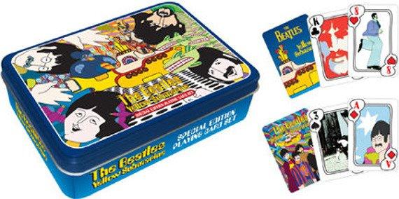 karty THE BEATLES  (NMR104016) (BOX)