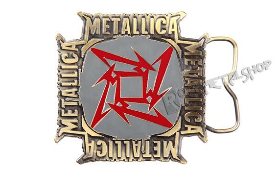 klamra do pasa METALLICA - METALLICA SQUARE