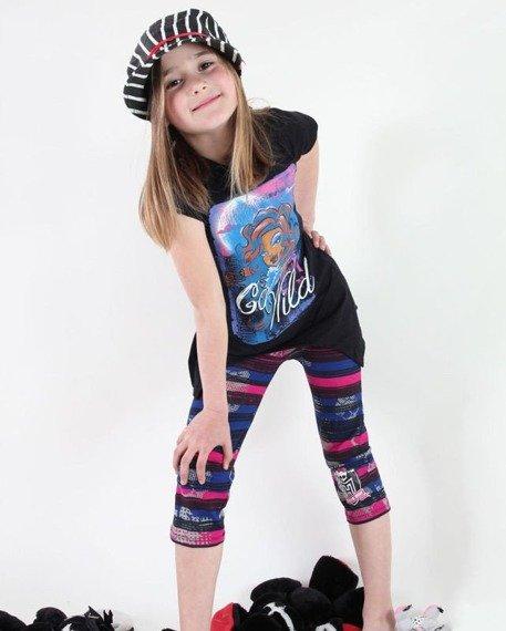 komplet dla dziewczynki MONSTER HIGH - GO WILD