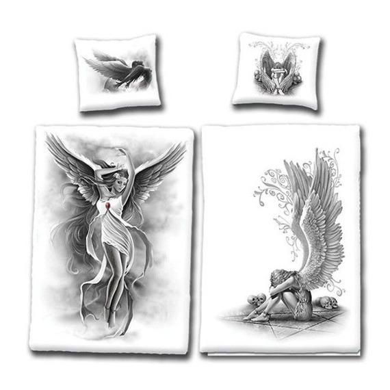 komplet pościelowy SPIRAL - SKY ANGEL