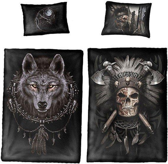komplet pościelowy SPIRAL - WOLF DREAMS