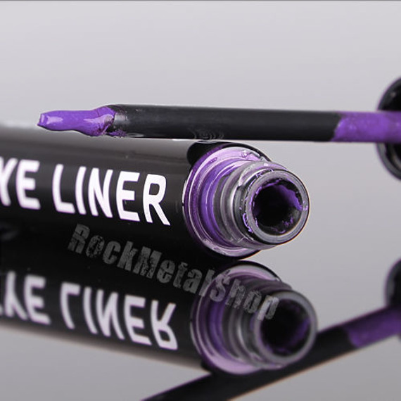 konturówka do oczu (eyeliner), kolor FIOLETOWY / VIOLET
