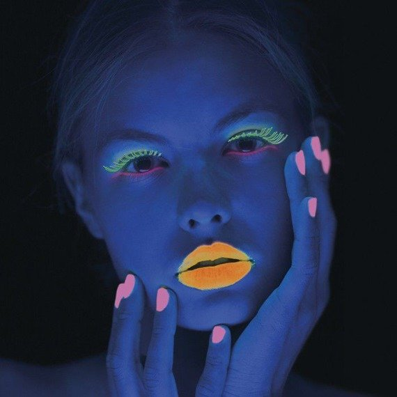 konturówka do oczu (eyeliner), kolor NEON YELLOW/ NEON ŻÓŁTY