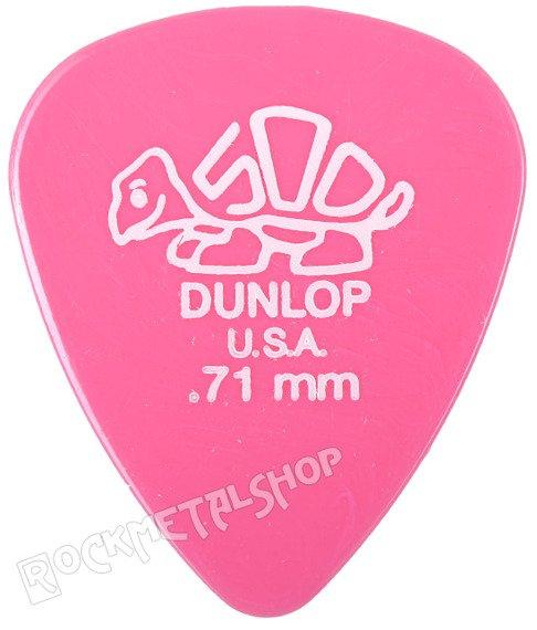 kostka gitarowa DUNLOP DELRIN 500 STANDARD 0.71mm (41R.71)
