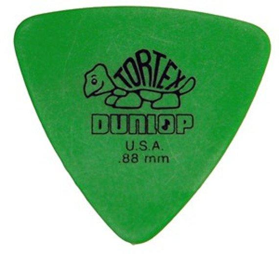 kostka gitarowa DUNLOP - TORTEX TRIANGLE .88mm (431R88)