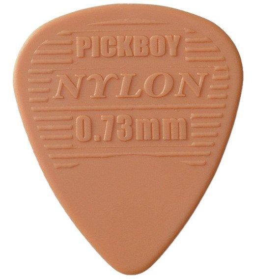 kostka gitarowa PICKBOY Classic NYLON 0,73mm