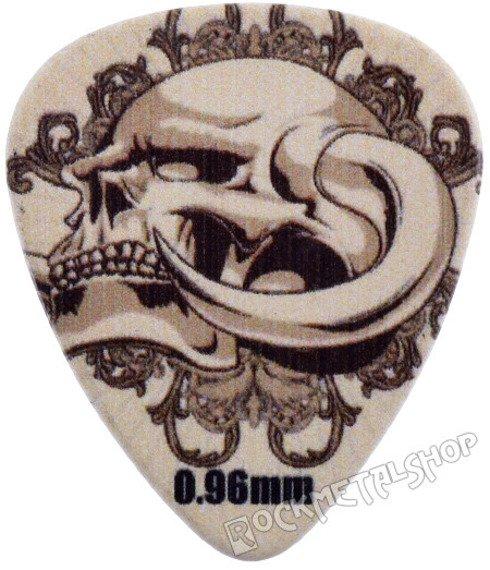 kostka gitarowa ROCK PICK - DEMONIC SKULL