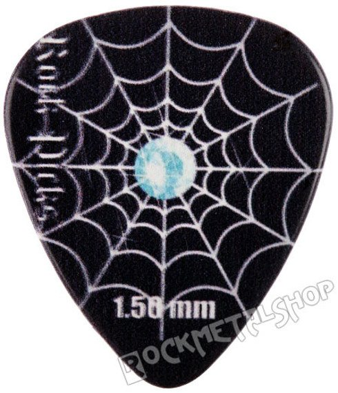 kostka gitarowa ROCK PICK - SPIDER WEB