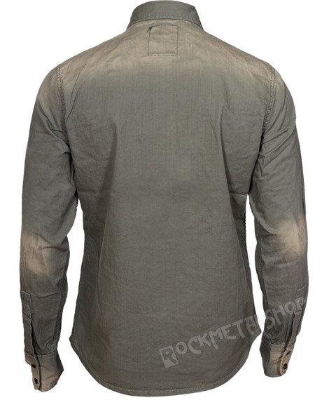 koszula DENIMSHIRT HARDEE grau