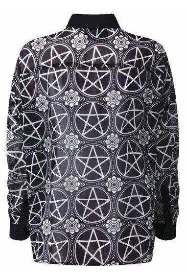 koszula KILL STAR - PENTAGRAM