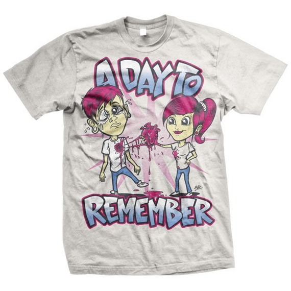 koszulka A DAY TO REMEMBER - GIRLS ARE MEAN