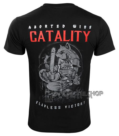 koszulka ABORTED - CATALITY
