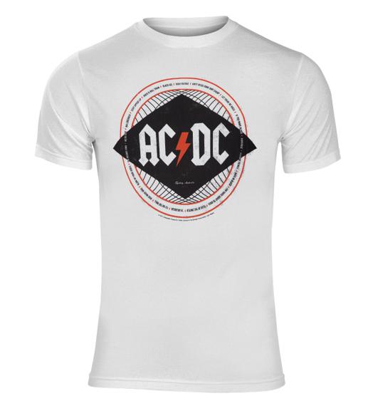 koszulka AC/DC - DIAMOND