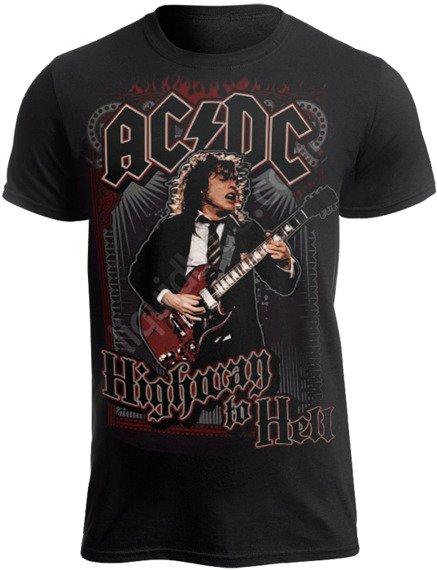 koszulka  AC/DC - HIGHWAY POSTER