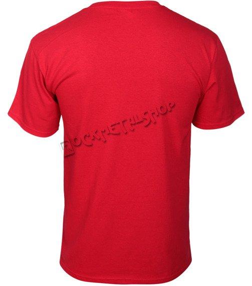 koszulka AC/DC - MONEY TALKS RED