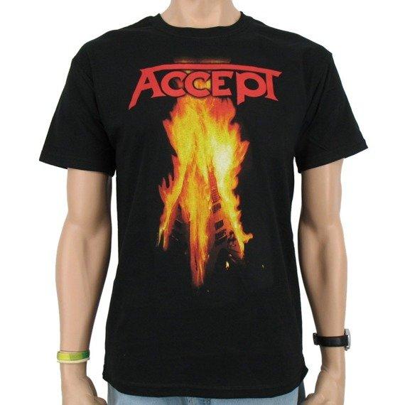 koszulka ACCEPT - FIRE