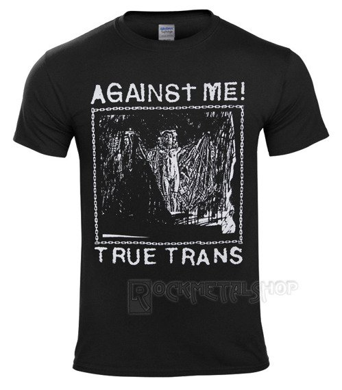 koszulka AGAINST ME! - TRUE TRANS