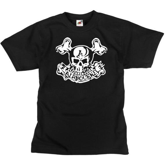 koszulka AIRBOURNE - SKULL