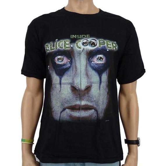 koszulka ALICE COOPER - INSIDE