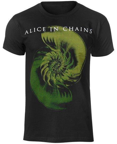 koszulka ALICE IN CHAINS - SHELLSHOCK
