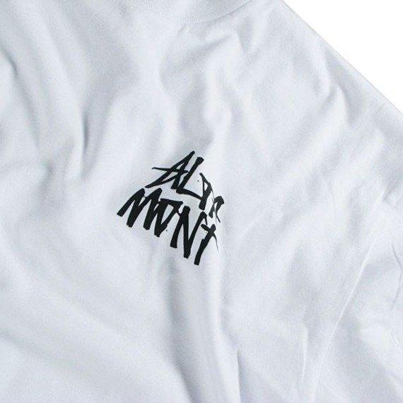 koszulka ALTAMONT - SHORT STACK (WHITE)
