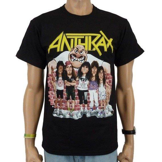 koszulka ANTHRAX - EUPHORIA GROUP SKETCH