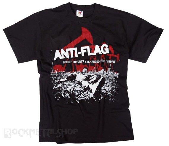 koszulka ANTI-FLAG - BRIGHT FUTURES