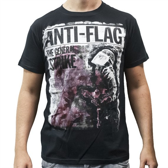 koszulka ANTI FLAG - GENERAL STRIKE COP