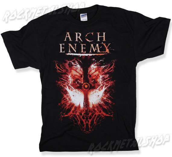 koszulka ARCH ENEMY - TWIN SKULLS