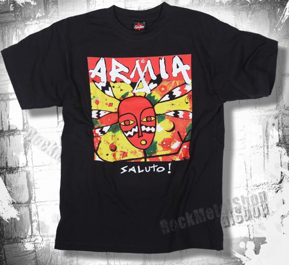 koszulka ARMIA - ANTIARMIA