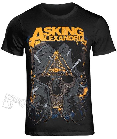 koszulka ASKING ALEXANDRIA - SKULL