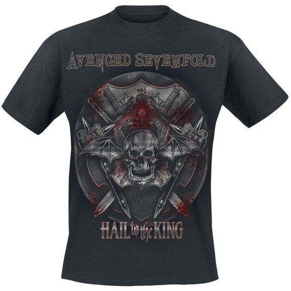 koszulka AVENGED SEVENFOLD - BATTLE ARMOUR