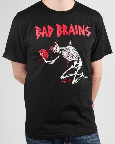 koszulka BAD BRAINS - SKELETON