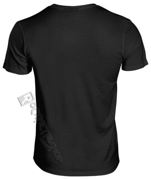 koszulka BATMAN - JOKER, WHY SO SERIOUS? czarna