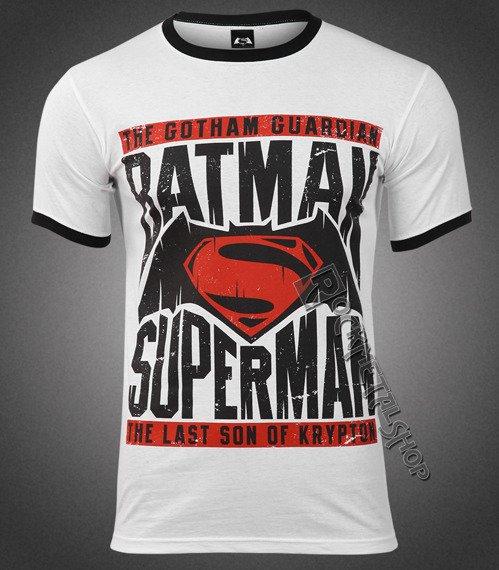 koszulka BATMAN V SUPERMAN: DAWN OF JUSTICE - TEXT & LOGO