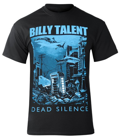 koszulka BILLY TALENT - DEAD SILENCE