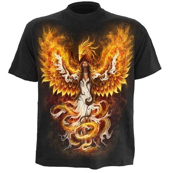 koszulka BIRTH OF THE PHOENIX