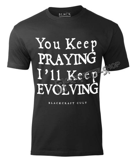koszulka BLACK CRAFT - EVOLVE