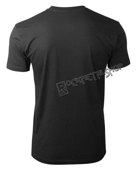 koszulka BLACK CRAFT - HAIL SATAN AND EAT PIZZA