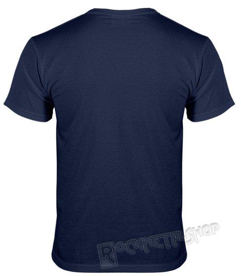 koszulka BLACK ICON - ALIEN (MICON132 STEEL BLUE)